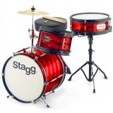 Stagg TIM JR 3/12B RD Junior Drumset