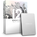 Native Instruments Komplete 12 Collectors Edition Upgrade von Komplete 8-12
