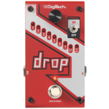 Digitech The Drop, Compact Polyphonic Drop Tune Pitch Shifter