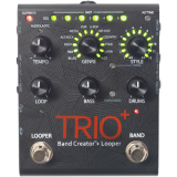 Digitech Trio+ Band Creator, with Looper